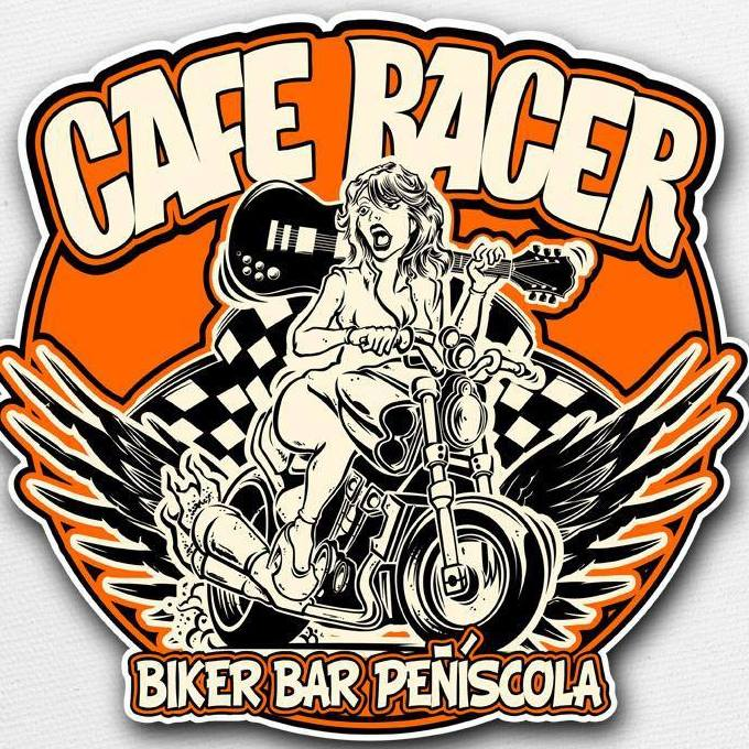 CAFE RACER BIKER BAR